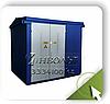 КТП-ВК (ВВ) 1000/10(6)/0,4 Автомат 1600А  Ввод через высоковольтный разъединитель