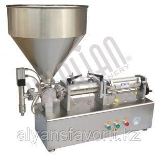 Дозатор поршневой для жидкости PPF-50T, фото 2