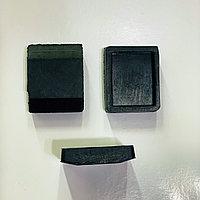 Резиновые накладки на транспортер подающий/приёмный (цепь)  37 * 30 * 8мм.