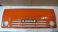 Панель облицовочная передняя откидная на КАМАЗ
