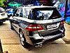 Обвес ML63 AMG на Mercedes ML W166 2012-2015, фото 7