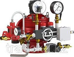 Узел управления спринклерный воздушный с электроклапаном УУ-С150/1,6Вз (Э24)-ВФ.О4-01