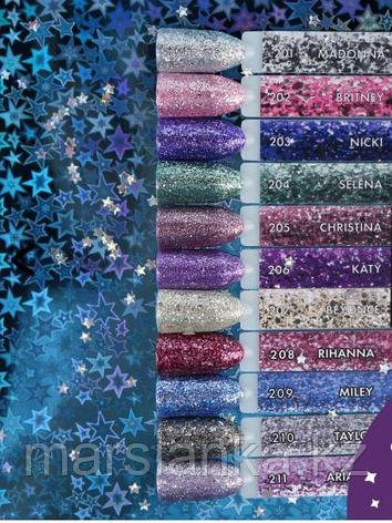 Гель-лак RockNail Insta Star #203 Nicki, 10мл, фото 2