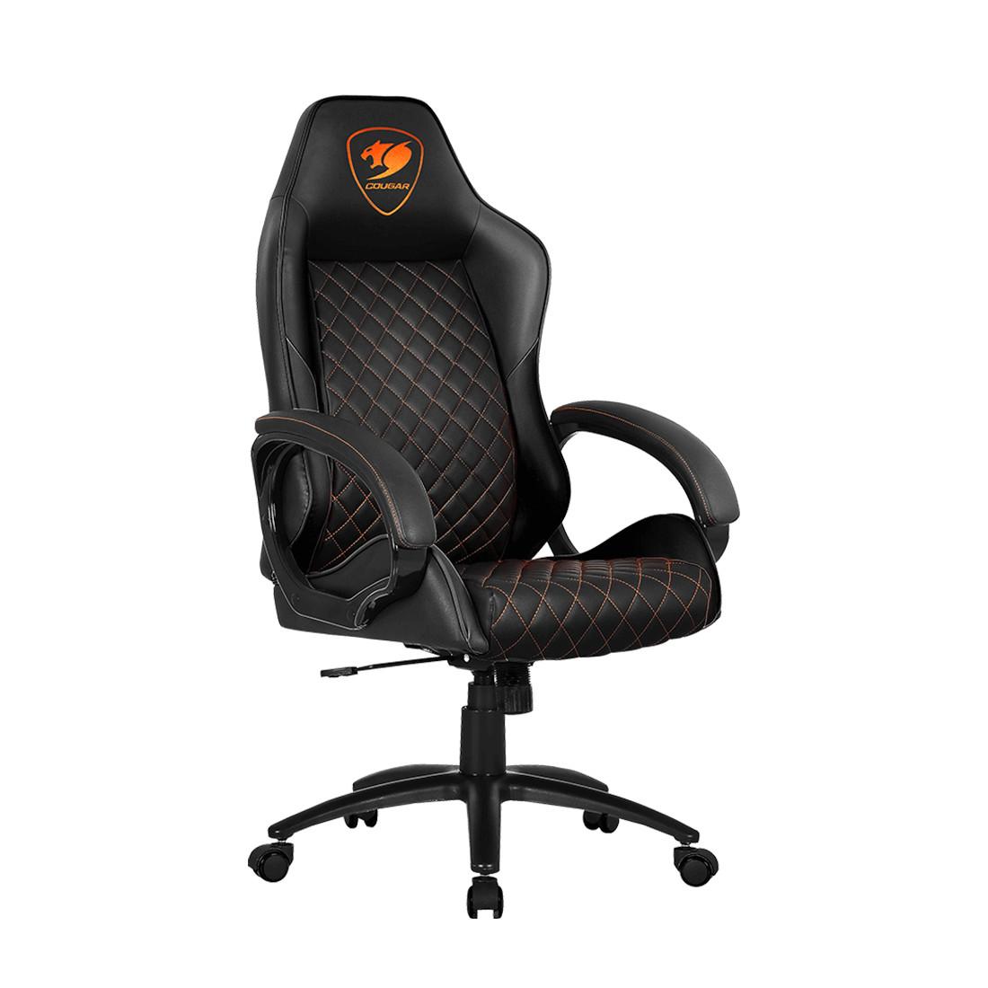 Игровое компьютерное кресло Cougar FUSION BLACK