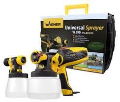 Краскораспылители WAGNER бытовые Universal Sprayer W 590 Flexio