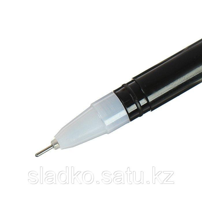 Ручка гелевая Скелет - фото 3