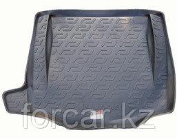 Коврик в багажник BMW 1er (E87) hatchback (04-11) (полимерный) L.Locker, фото 2