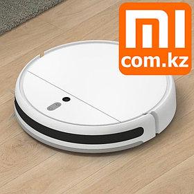 Робот-пылесос Xiaomi Mi Mijia Robot Vacuum Cleaner 1C SKV4073CN умный - сам почистит, сам зарядится. Оригинал