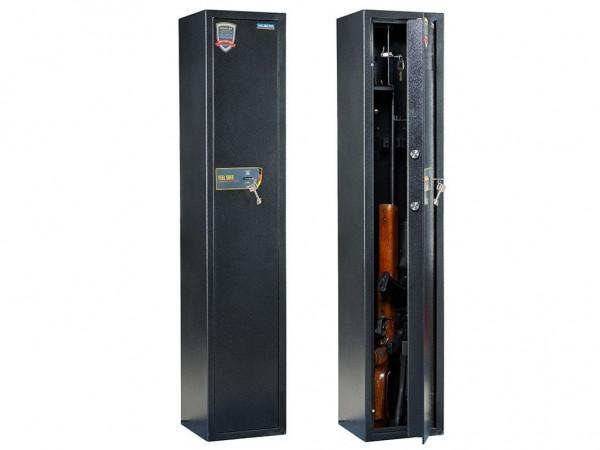 Оружейный сейф на 2 ствола VALBERG АРСЕНАЛ 130Т с трейзером