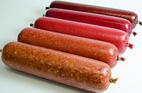 Фиброузная оболочка для колбас копченых, сырокопченых, ветчинных изделий, салями D65