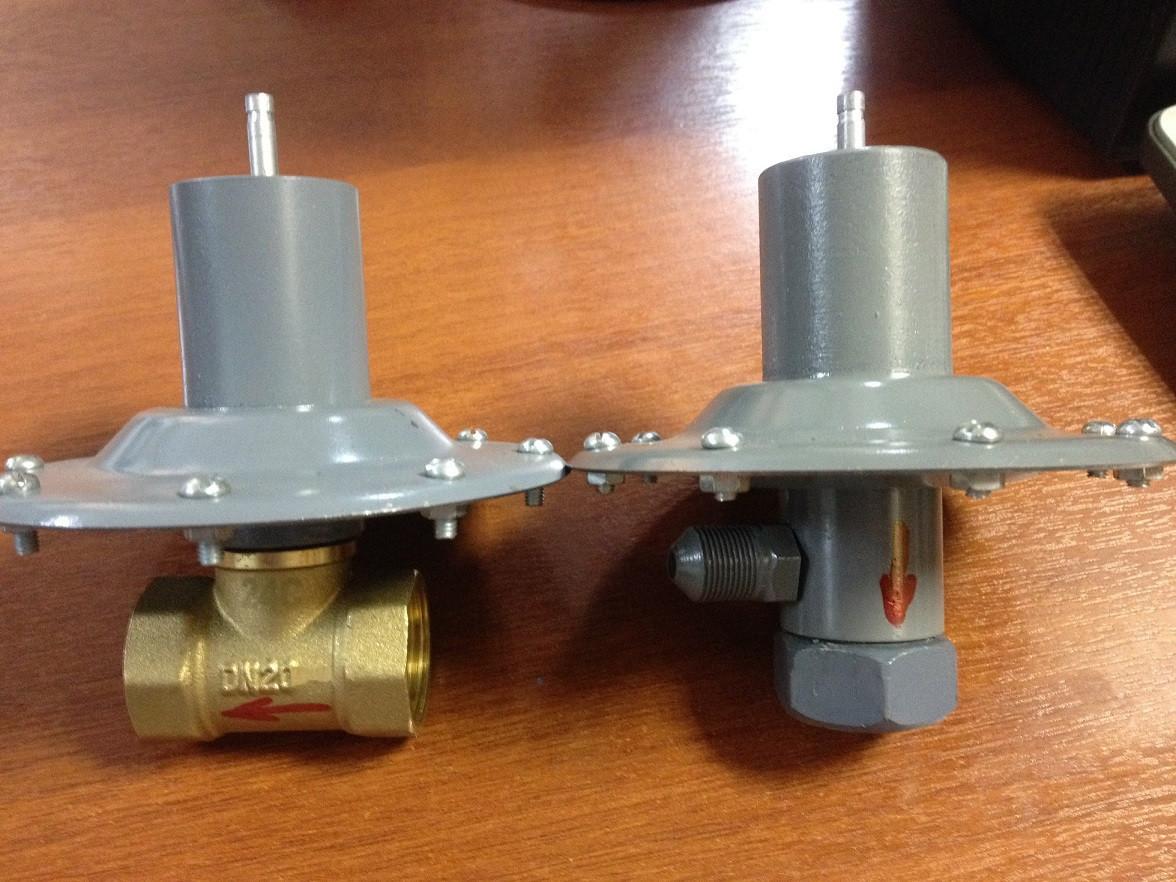 Предохранительно-сбросной клапан КПС-Н
