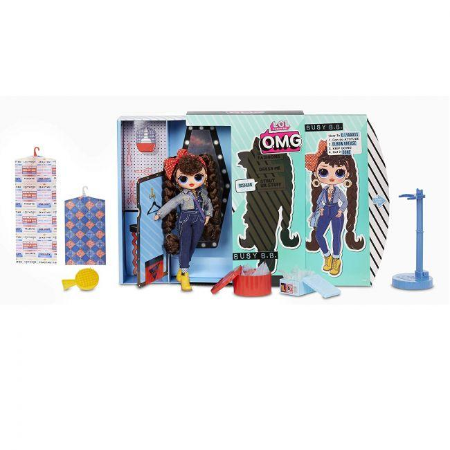 LOL OMG Модная Кукла Техно-Леди (Busy B.B.), 2 серия, ЛОЛ Сюрприз - фото 3