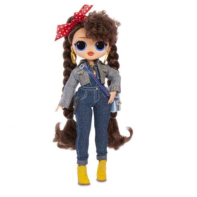LOL OMG Модная Кукла Техно-Леди (Busy B.B.), 2 серия, ЛОЛ Сюрприз - фото 4