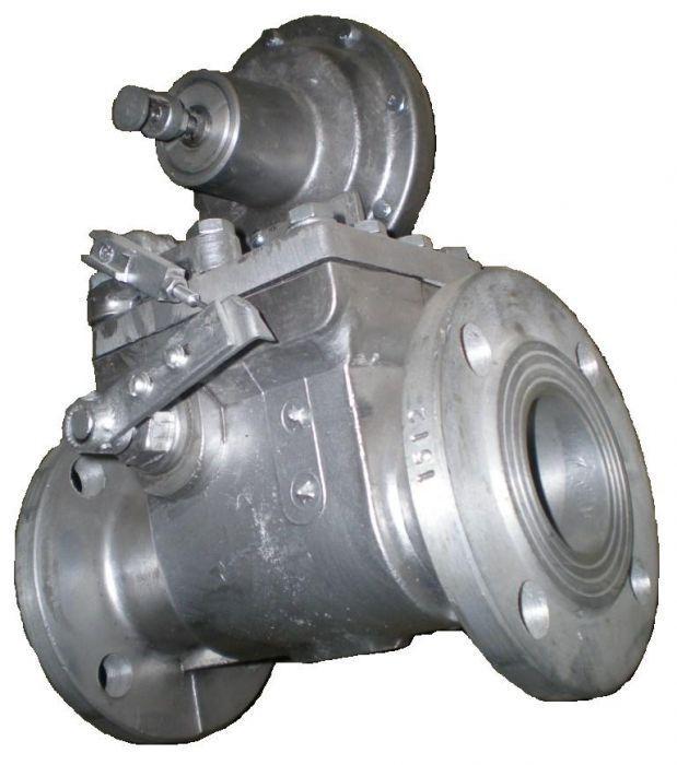 Предохранительно-запорный клапан КПЗ-50 (Н,С,В)