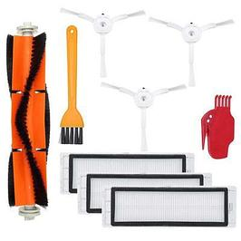 Аксессуары и сменные фильтры, насадки, щетки