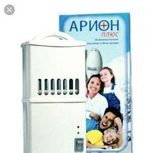 """Очиститель воздуха + ионизатор """"Арион"""". Бытовой ионизатор воздуха, фото 2"""