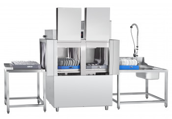 Тоннельная посудомоечная машина Abat МПТ-1700-01 левая