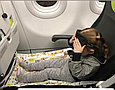 Гамак для самолета  мини тропики, фото 2