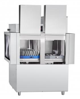 Тоннельная посудомоечная машина МПТ-1700 левая