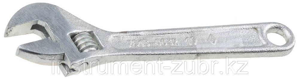 Ключ разводной КР-19, 150 / 19 мм, НИЗ