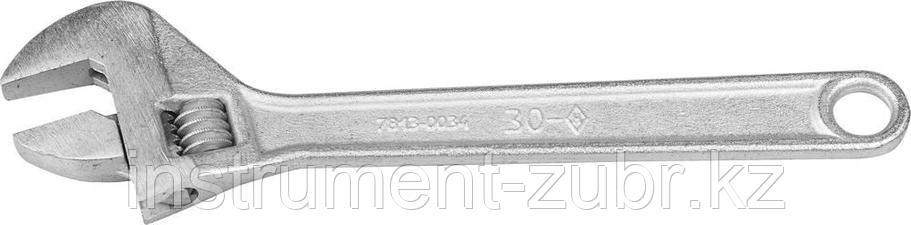 Ключ разводной КР-30, 250 / 30 мм, НИЗ, фото 2