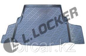 Коврик в багажник BMW 3er (E46) sedan (98-05) (полимерный) L.Locker