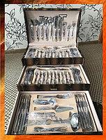 Набор столовых приборов ZEPTER на 12 персон (86предметов) в сундуке, фото 1