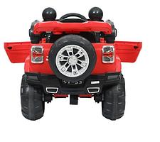 Электромобиль Jeep Wrangler FB-716 (до 35 кг)