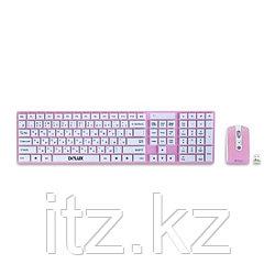 Комплект Клавиатура + Мышь Delux DLD-1088OGP
