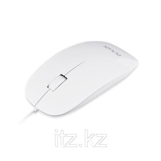 Компьютерная мышь Delux DLM-111OUW