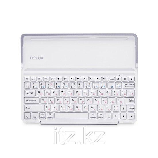 Универсальная клавиатура Delux IStation PKO1H c технологией Bluetooth