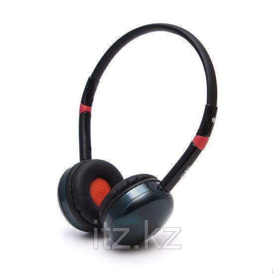 Наушники Global G-80 Беспроводные 2.4ГГц Чёрный