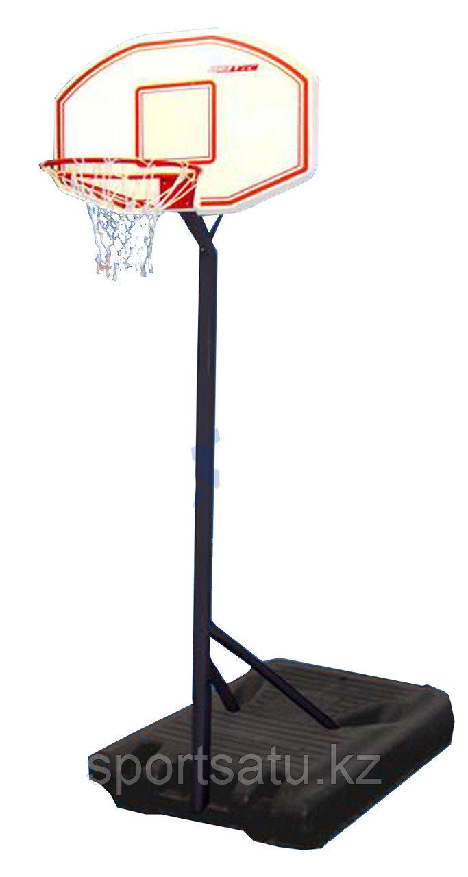 Мобильная баскетбольная стойка и щит в комплекте