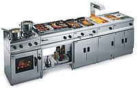 Кухонное оборудование для кафе и ресторанов