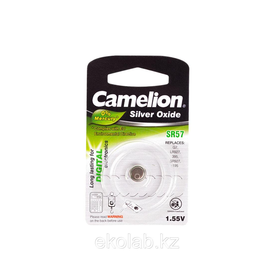 Батарейка CAMELION Silver Oxide SR57