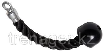 Гибкая тяга (канат) для трицепса - одинарная