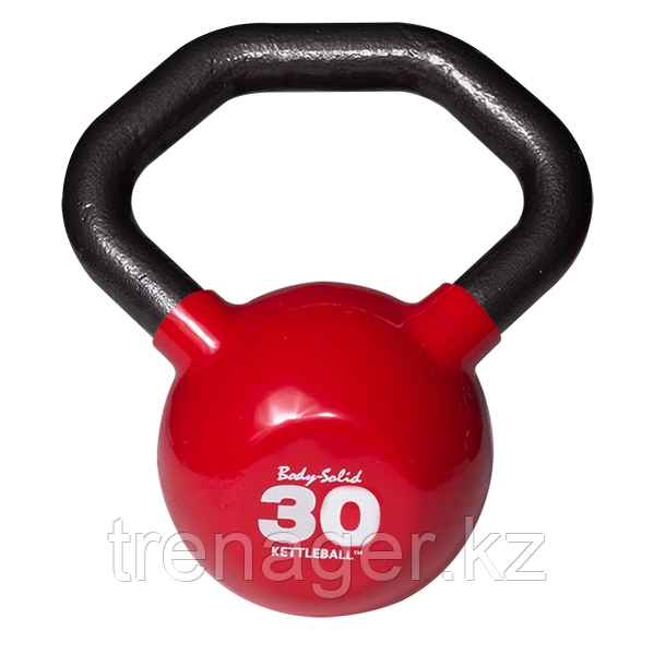 Гиря 13,6 кг (30lb) KETTLEBALL - фото 1