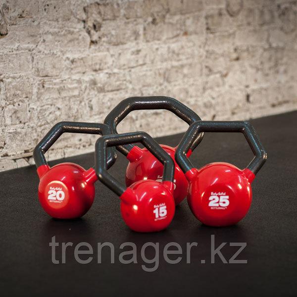 Гиря 13,6 кг (30lb) KETTLEBALL - фото 2