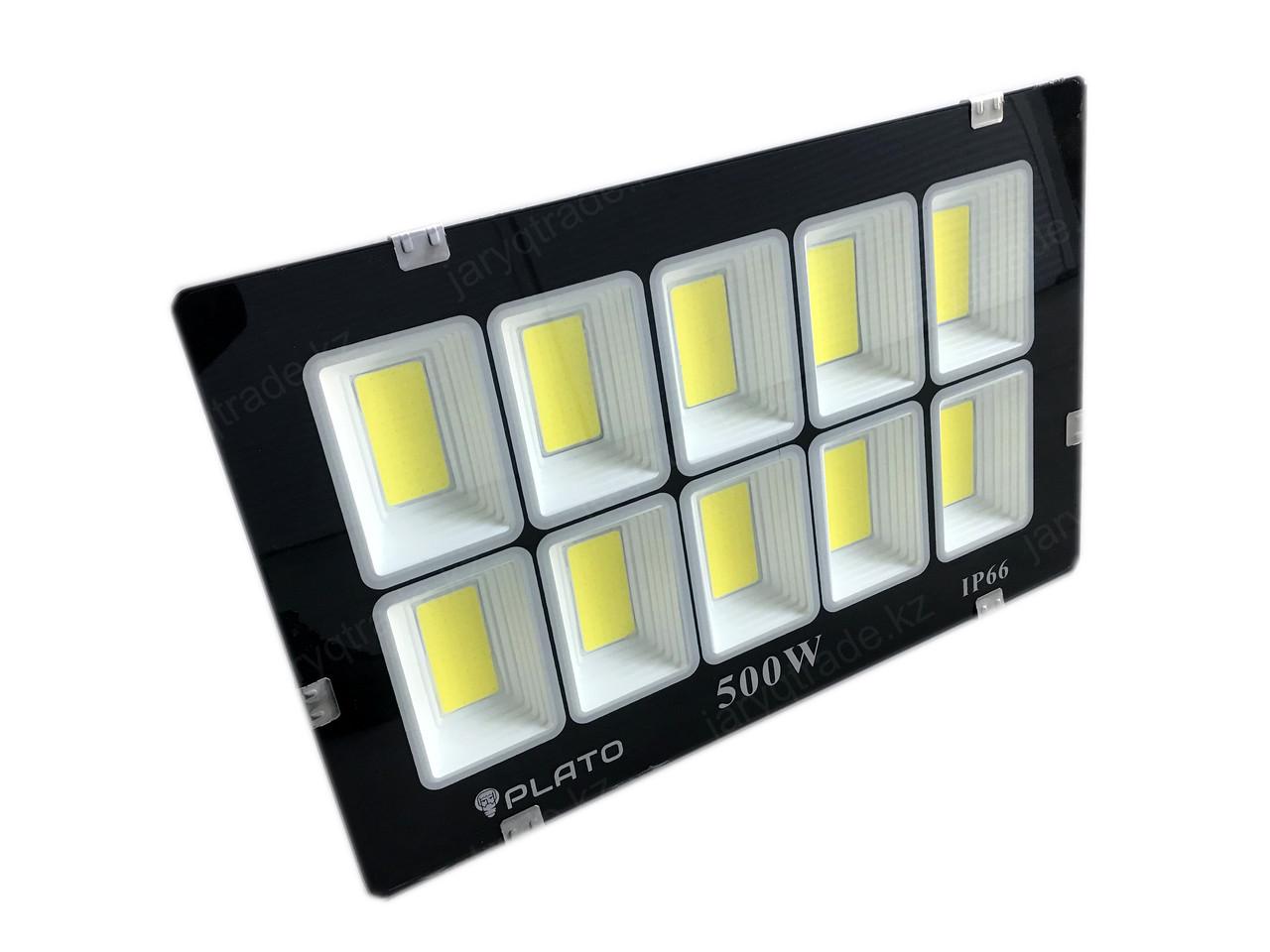 Светодиодный прожектор PLATO 500 W, 6500K