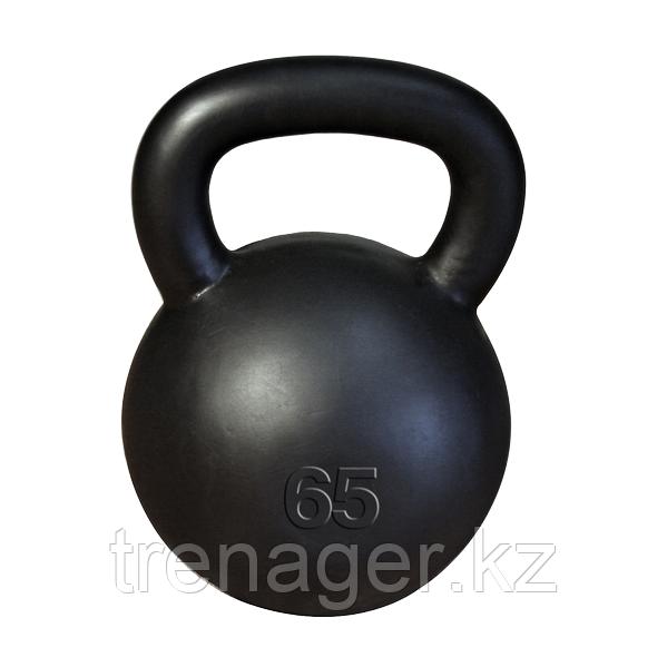 Гиря 29,5 кг (65lb) классическая - фото 1
