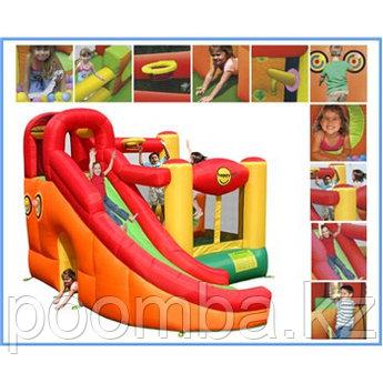 Надувной батут Happy Hop Игровой Центр 10 в 1