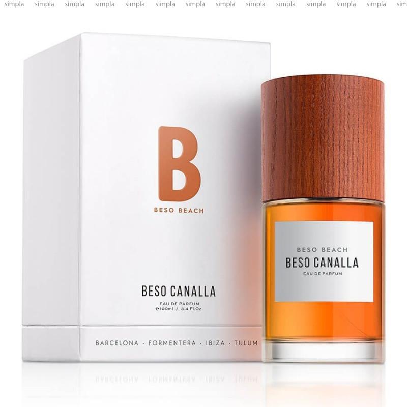 Beso Beach Perfumes Beso Canalla парфюмированная вода объем 100 мл (ОРИГИНАЛ)