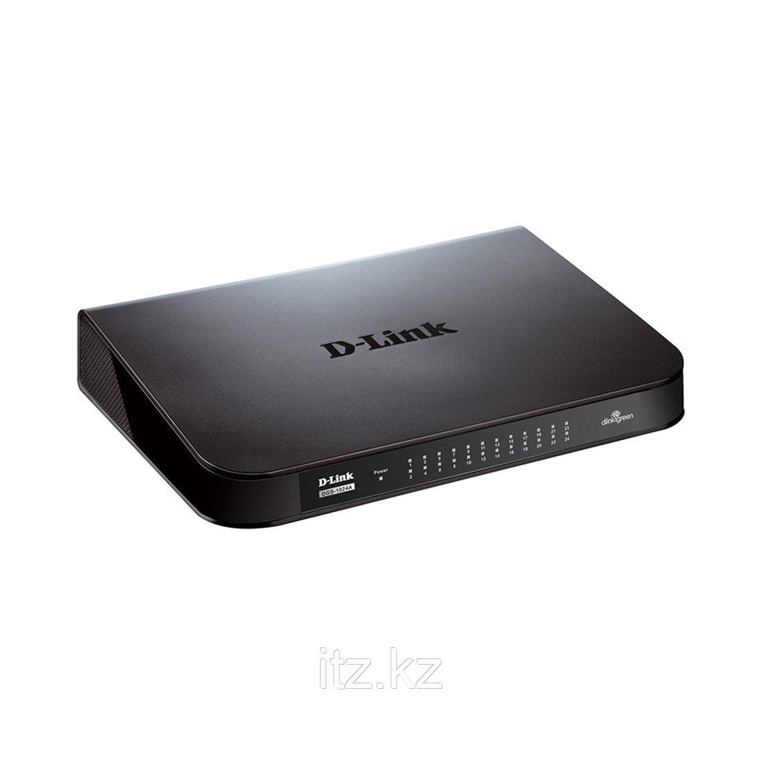 Коммутатор D-Link DGS-1024A/B1A