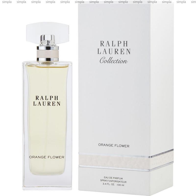 Ralph Lauren Orange Flower парфюмированная вода объем 50 мл (ОРИГИНАЛ)