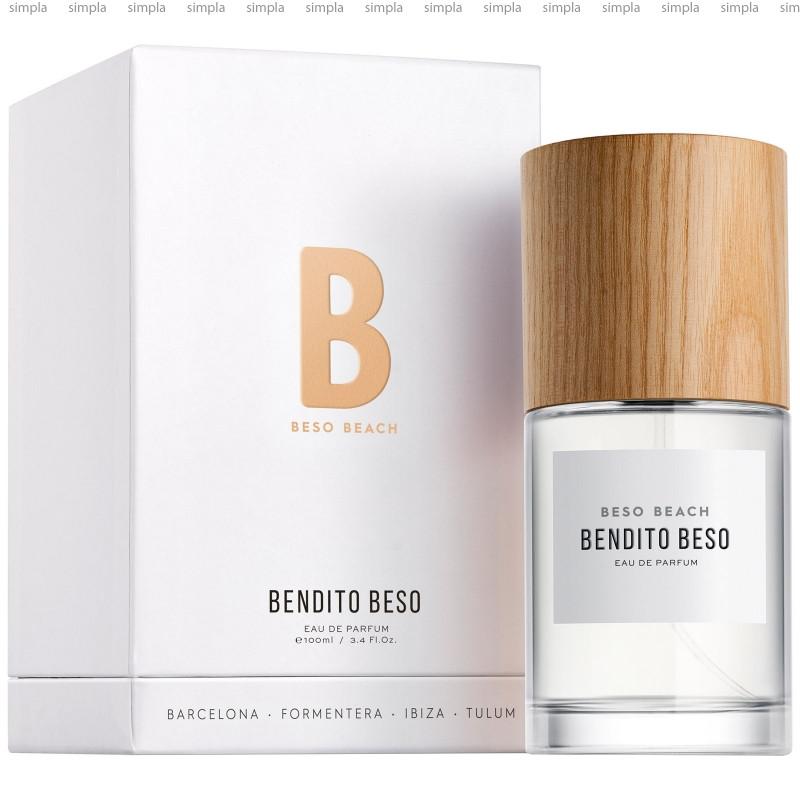 Beso Beach Perfumes Bendito Beso парфюмированная вода объем 100 мл (ОРИГИНАЛ)