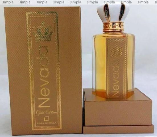 Linea De Bella Nevada Gold парфюмированная вода объем 100 мл (ОРИГИНАЛ)