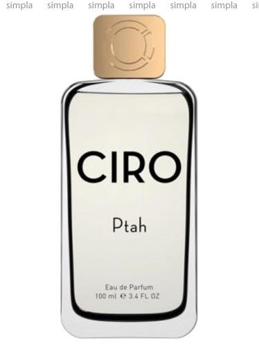 Parfums Ciro Ptah парфюмированная вода объем 100 мл (ОРИГИНАЛ)