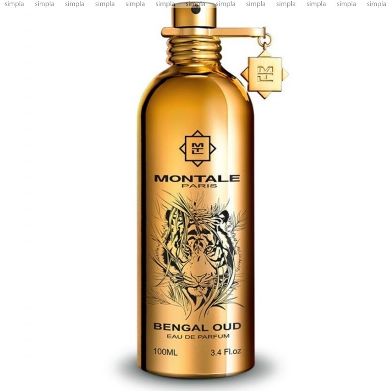 Montale Bengal Oud парфюмированная вода объем 100 мл (ОРИГИНАЛ)