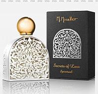 M. Micallef Secrets of Love Spiritual парфюмированная вода объем 1 мл (ОРИГИНАЛ)
