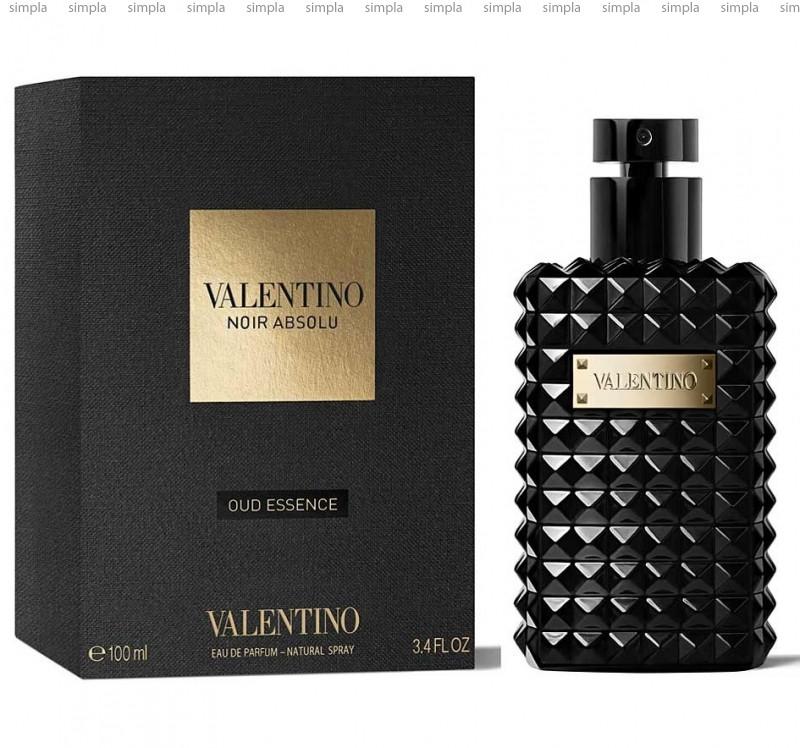 Valentino Noir Absolu Oud Essence парфюмированная вода объем 100 мл (ОРИГИНАЛ)